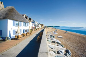 Heading for the seaside, Slapton Sands, Devon; Image Credit: TimeOut