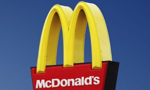 McDonald's is still proud of its apostrophe, Image credit: theguardian.com