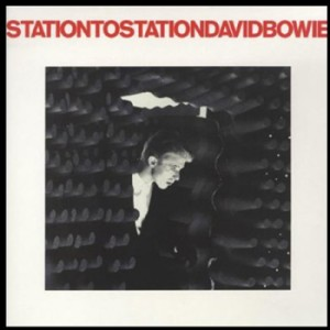 Station to Station Album cover; Image credit: thecatclub.co.uk