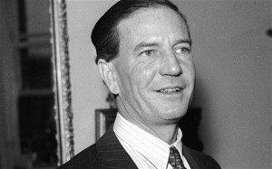 Kim Philby - Russia's most successful British agent; Image credit: telegraph.co.uk