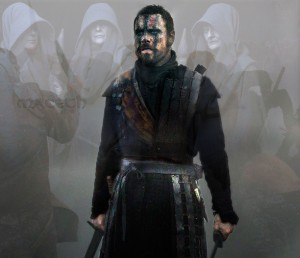 Michael Fassbender as Macbeth; Image credit: michaelfassbender.org