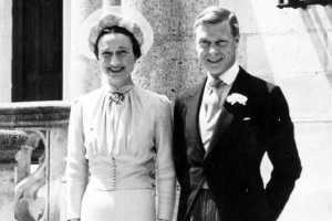 The Duke and Duchess of Windsor on their wedding day; Image credit: thesundaytimes.co.uk