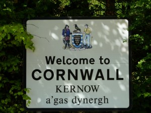 Welcome to Cornwall, Image credit: lovefromcornwall.co.uk