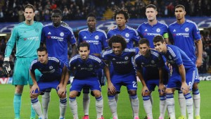 Chelsea Team; Image credit: worldfootball.net