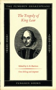 King Lear; Image Credit: archives.rockpaperink.com